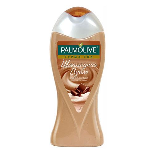 პალმოლივი აბაზნის გელი 250 მლ შოკოლადით