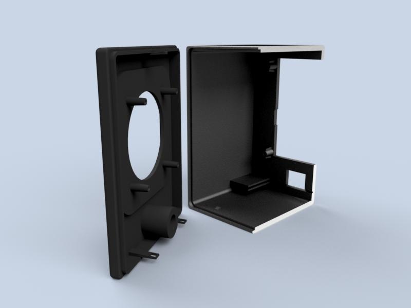 partial speaker render