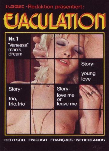 Cover: Ejaculation No 01