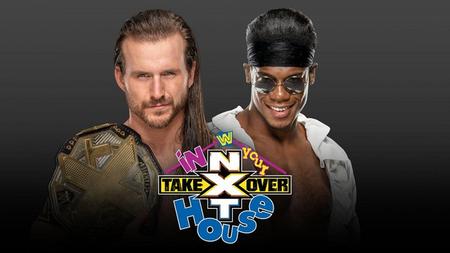 Adam (c) vs. Velveteen Dream