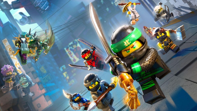THE LEGO NINJAGO MOVIE VIDEO GAME Available For Free On PlayStation 4, Xbox One, and PC Until May 21st