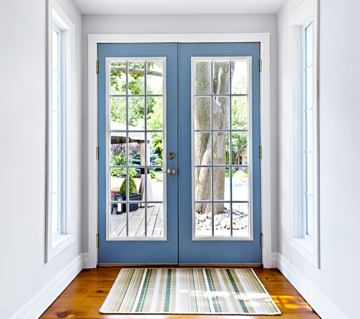Exterior French Doors: Are They Right for You?