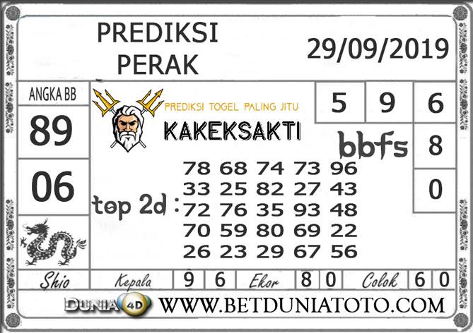 """Prediksi Togel """"PERAK"""" DUNIA4D 29 SEPTEMBER 2019"""