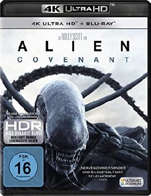 Alien Covenant (2017) FullHD 1080p UHDrip HDR10 HEVC DTS ITA + E-AC3 ENG
