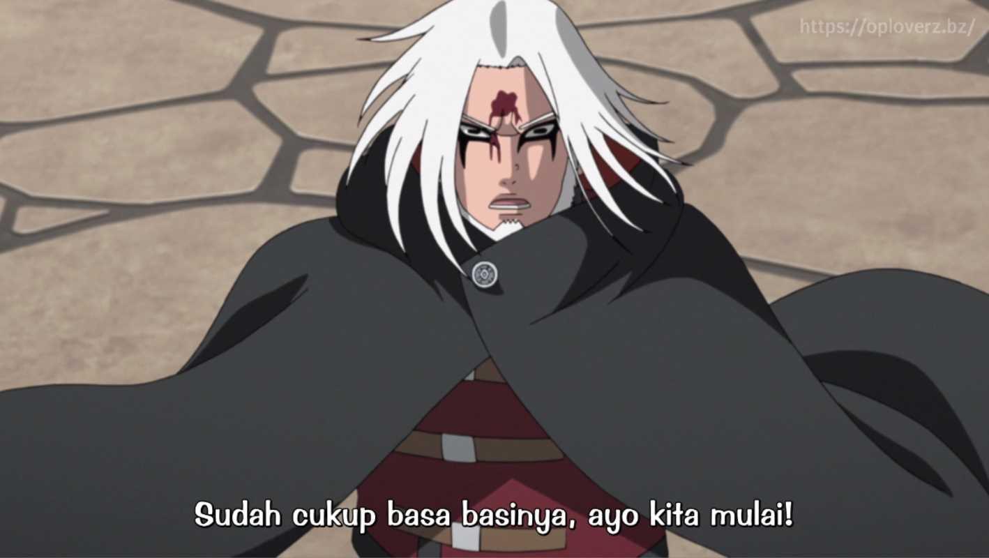 Boruto Episode 214 Subtitle Indonesia