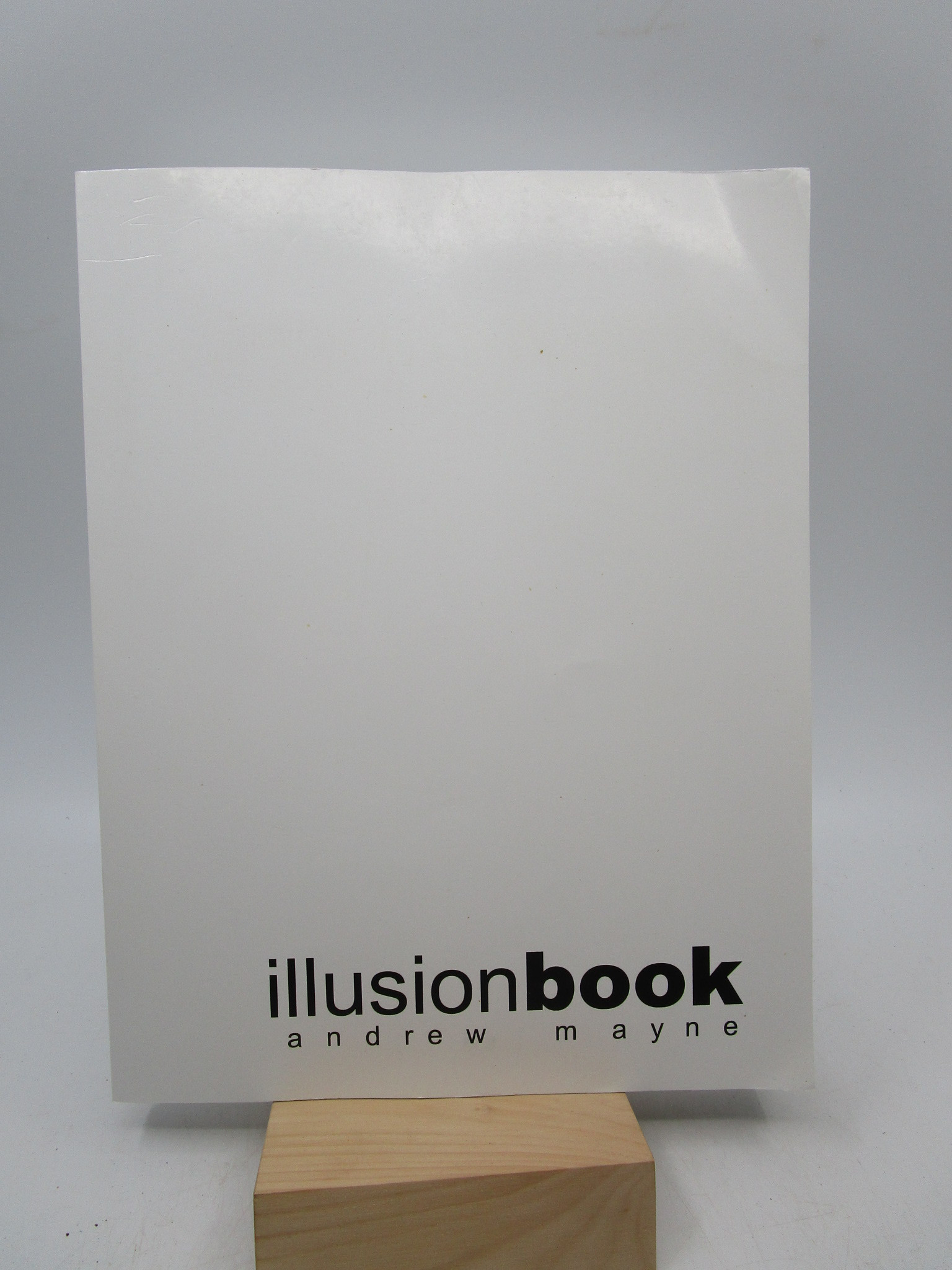 Image for Illusionbook