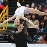 4/2. Евгения Тарасова и Владимир Морозов / Evgenia Tarasova and Vladimir Morozov