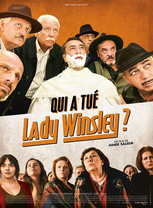 Lady Winsley'i Kim Öldürdü? | 2019 | Yerli Film | WEB-DL | XviD | Sansürsüz | 720p - 1080p - m720p - m1080p | WEB-DL | Tek Link