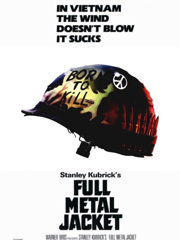 Full Metal Jacket (1987) 1080p DUAL [TR-EN] Remux | 1080p | 720p AVC DTS HD.MA 5.1 Türkçe Dublaj
