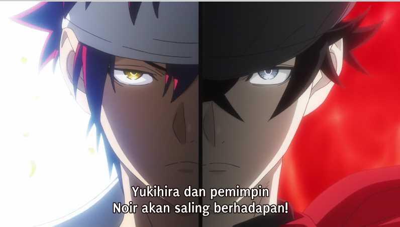 Shokugeki no Souma Season 5 Episode 11 Subtitle Indonesia