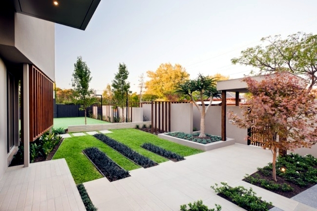 Tips For Your Minimalist Home Garden Looks More Beautiful and Fresh