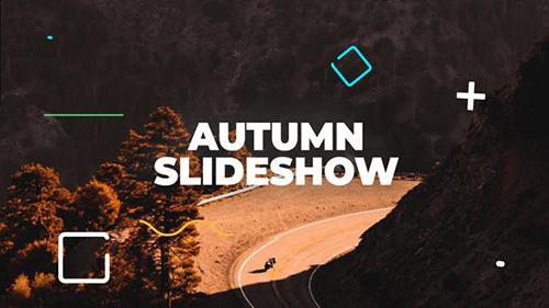 Autumn slideshow 33718571 - Project for After Effects (Videohive)