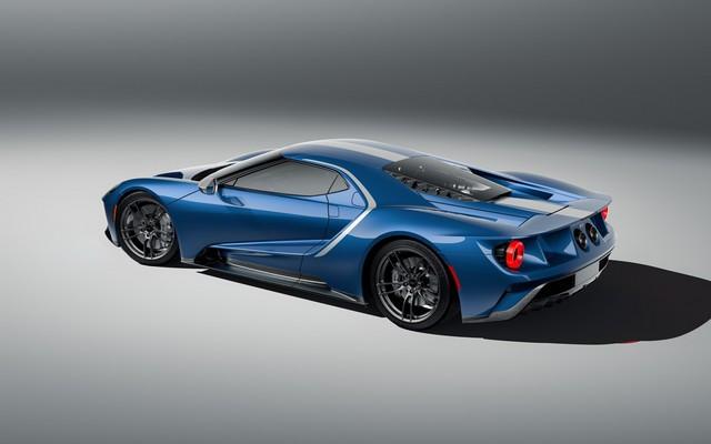 Ford présente la toute première Ford GT Heritage Edition, hommage à la victoire à Daytona en 1966 STUDIO-SERIES-2-K-6