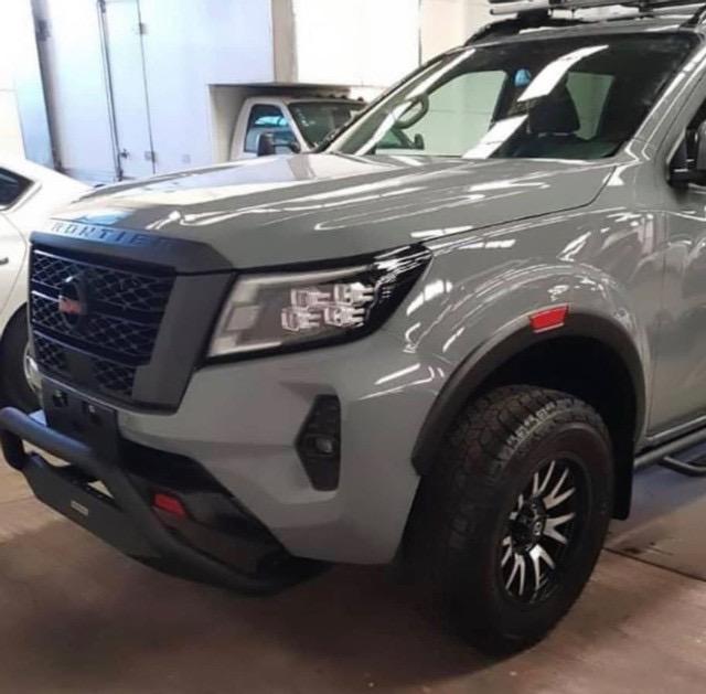 2021 - [Nissan] Frontier  D24666-BA-6166-49-FE-BA56-6819-E4-A60-BF5