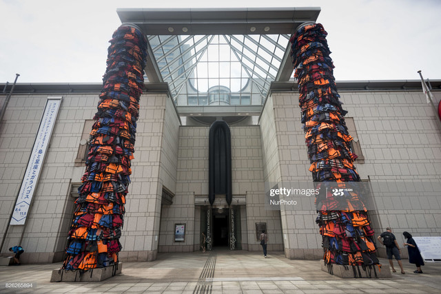 An-art-work-created-by-Chinese-Ai-Weiwei-a-contemporary-artist-and-activist-is-on-display-during-Yok.jpg