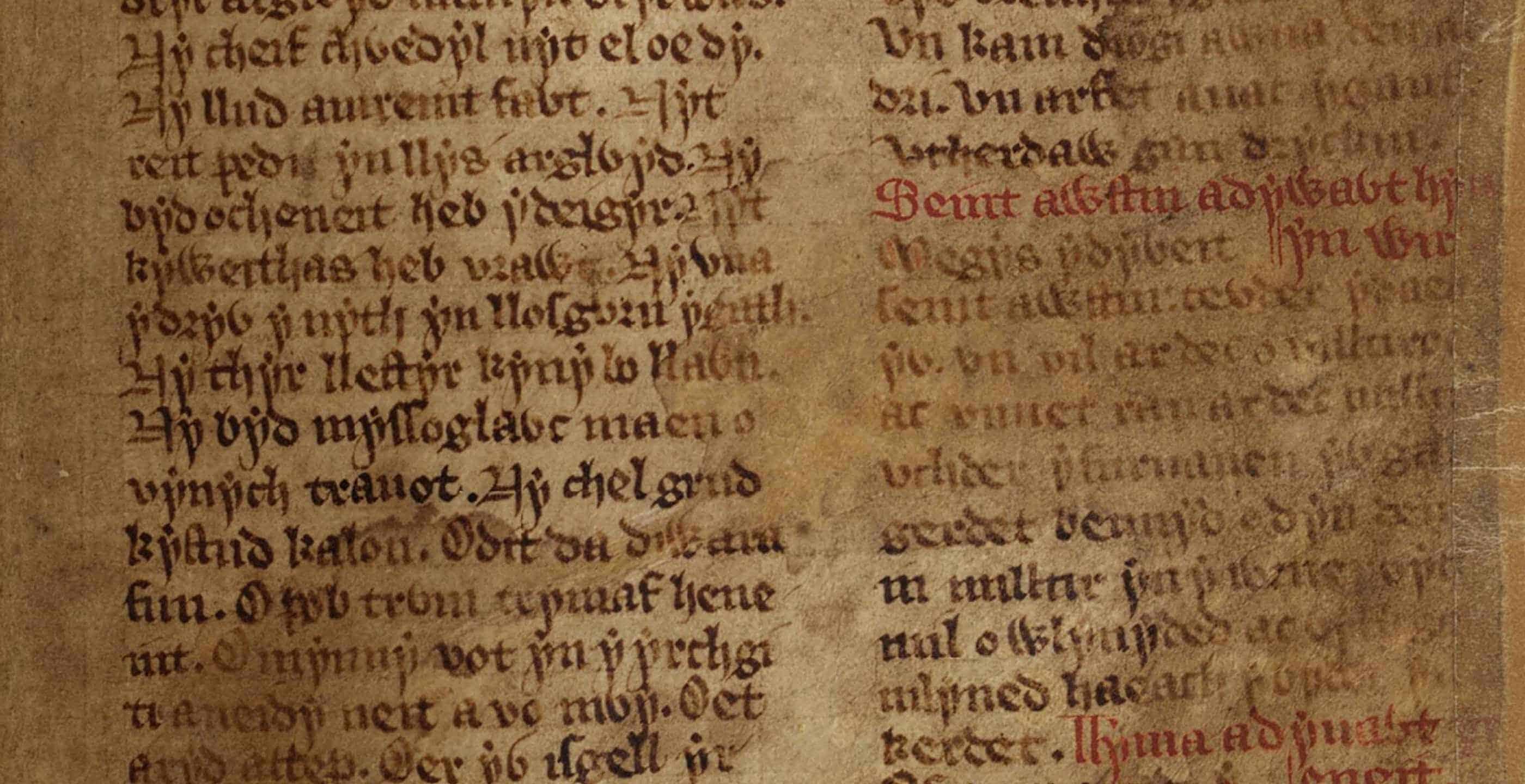 Exemplo de manuscrito