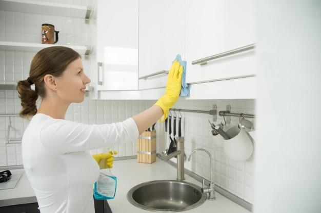 Tips Untuk Menjaga Dapur Anda Agar Selalu Bersih