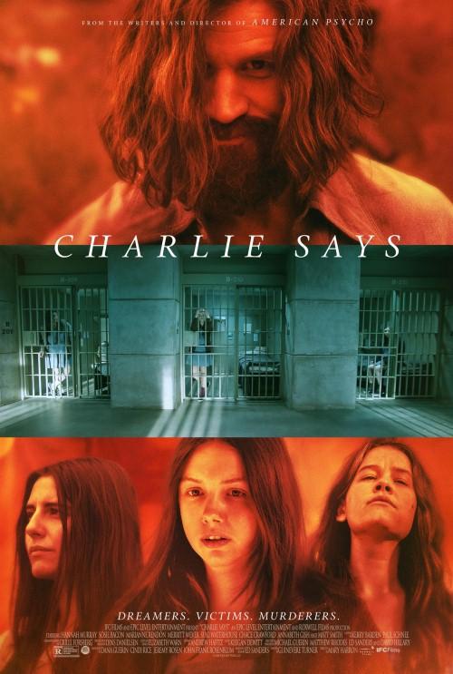 Charlie mówi / Charlie Says (2018) PLSUBBED.WEB-DL.x264.AAC5.1-FOX / Napisy PL