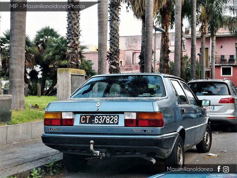 avvistamenti auto storiche - Pagina 39 Lancia-Prisma-1-3-78cv-84-CT637828-182-616-19-1-2018