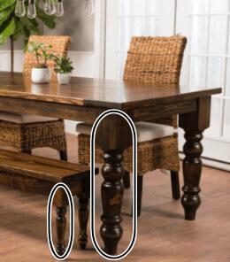 Dining-wood-table-legs