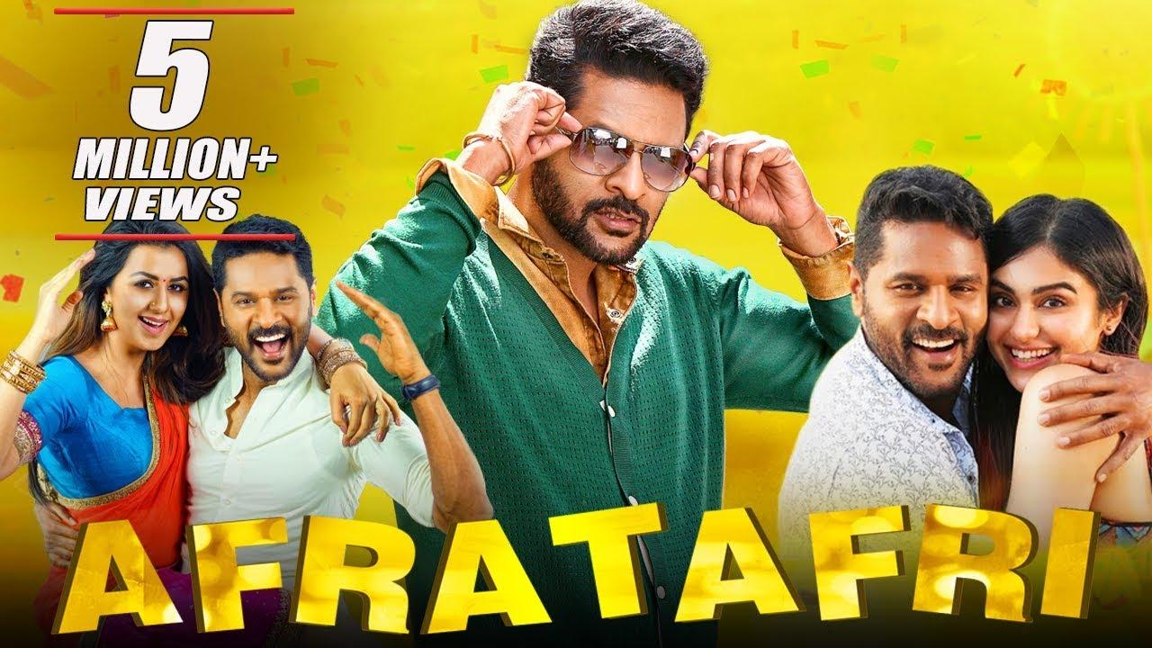 Afra Tafri 2019 Hindi Movie WebRip x264 AC3