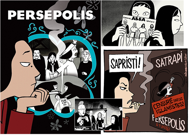 L'animation française que je préfère! Persepp