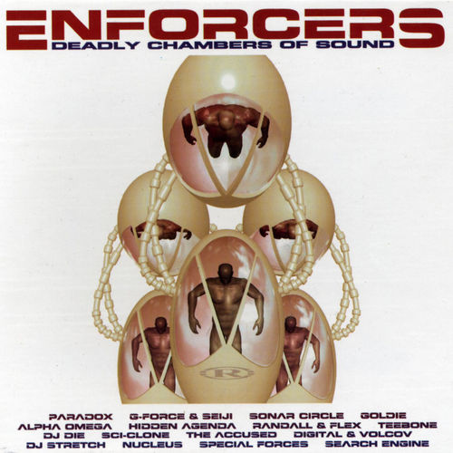 VA - Enforcers: Deadly Chambers Of Sound 1999