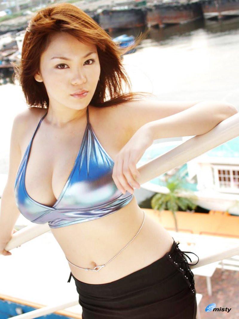 [@misty] Idol Gravure No.007 Yoko Matsugane 松金洋子022