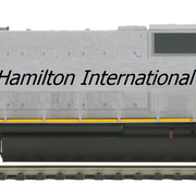 Hamilton International RR Engine