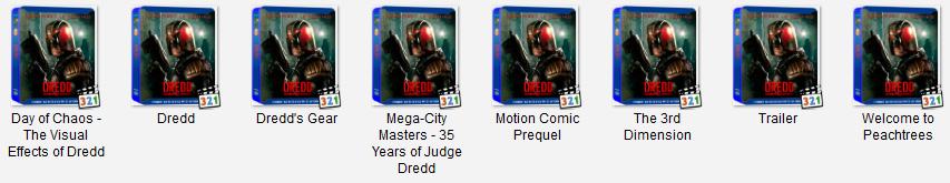 Juez Dredd / Dredd (1995-2012) x265 10 Bits 1080p