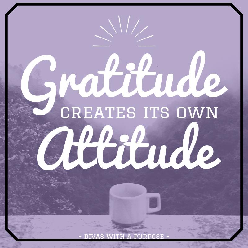 Thankful Thursday Quote: Gratitude creates its own attitude. #gratitude #quotes #ThankfulThursday