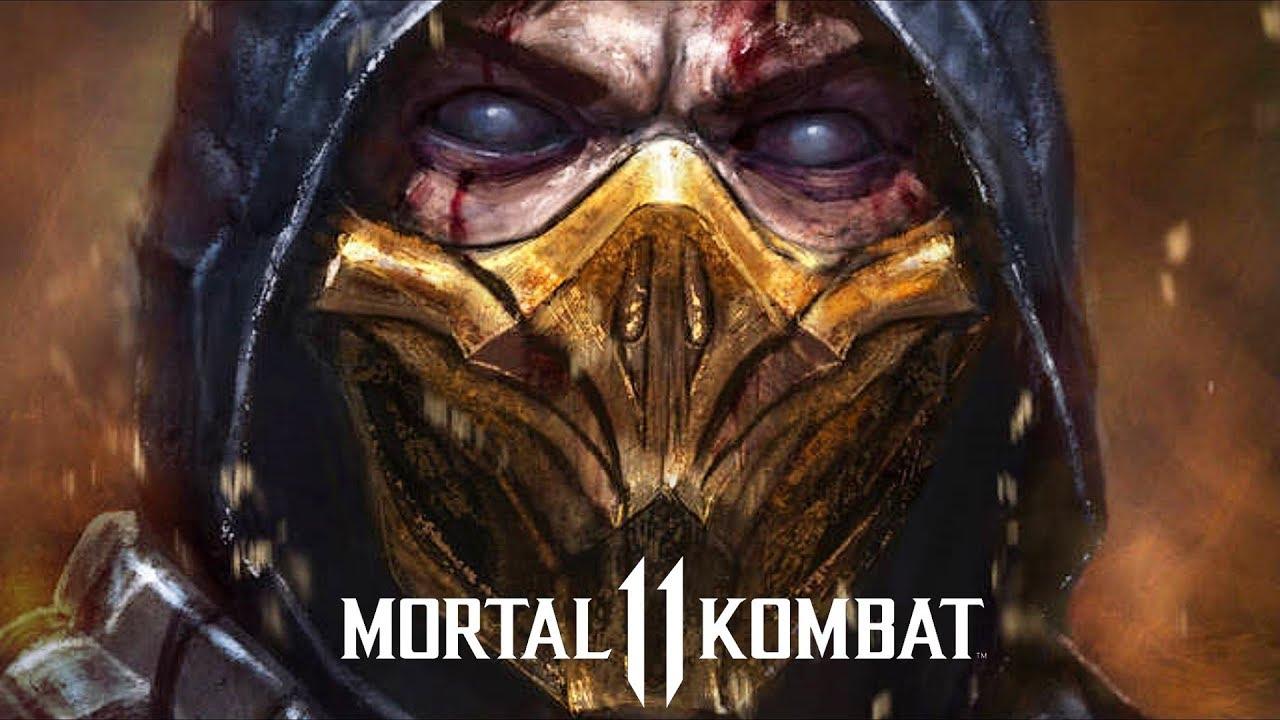 Mortal Kombat 11 - прохождение в крипт