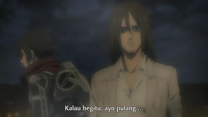 Shingeki no Kyojin Season 4 Episode 8 Subtitle Indonesia