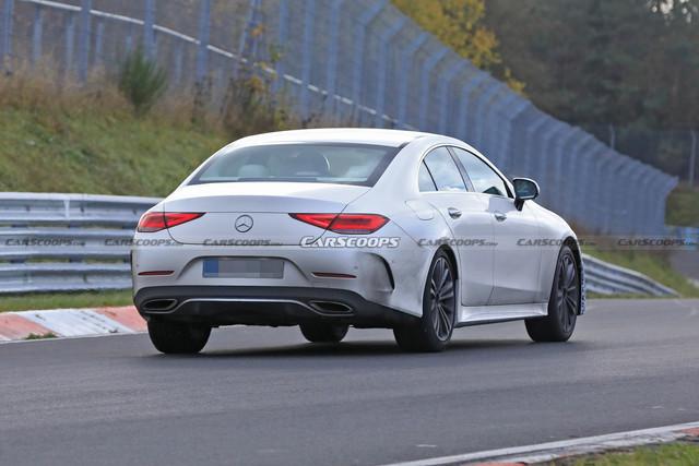 2018 - [Mercedes] CLS III  - Page 7 377-FDFAA-7-AF9-409-A-8-A3-C-671-D9-E349-F1-D