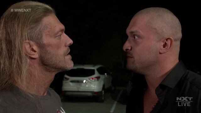 Karrion Kross amenaza a EDGE NXT Takeover Vengeance 3 Febrero