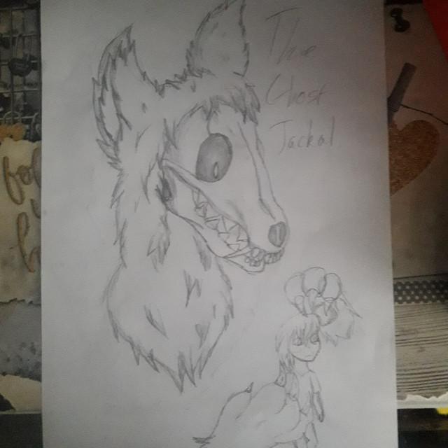 The ghost jackal from 'thehunter Call Of The Wild' Vurhonga Savanna