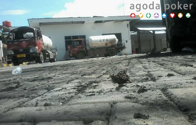 Ini Kronologi Ledakan Pabrik Gas Elpiji di Bekasi