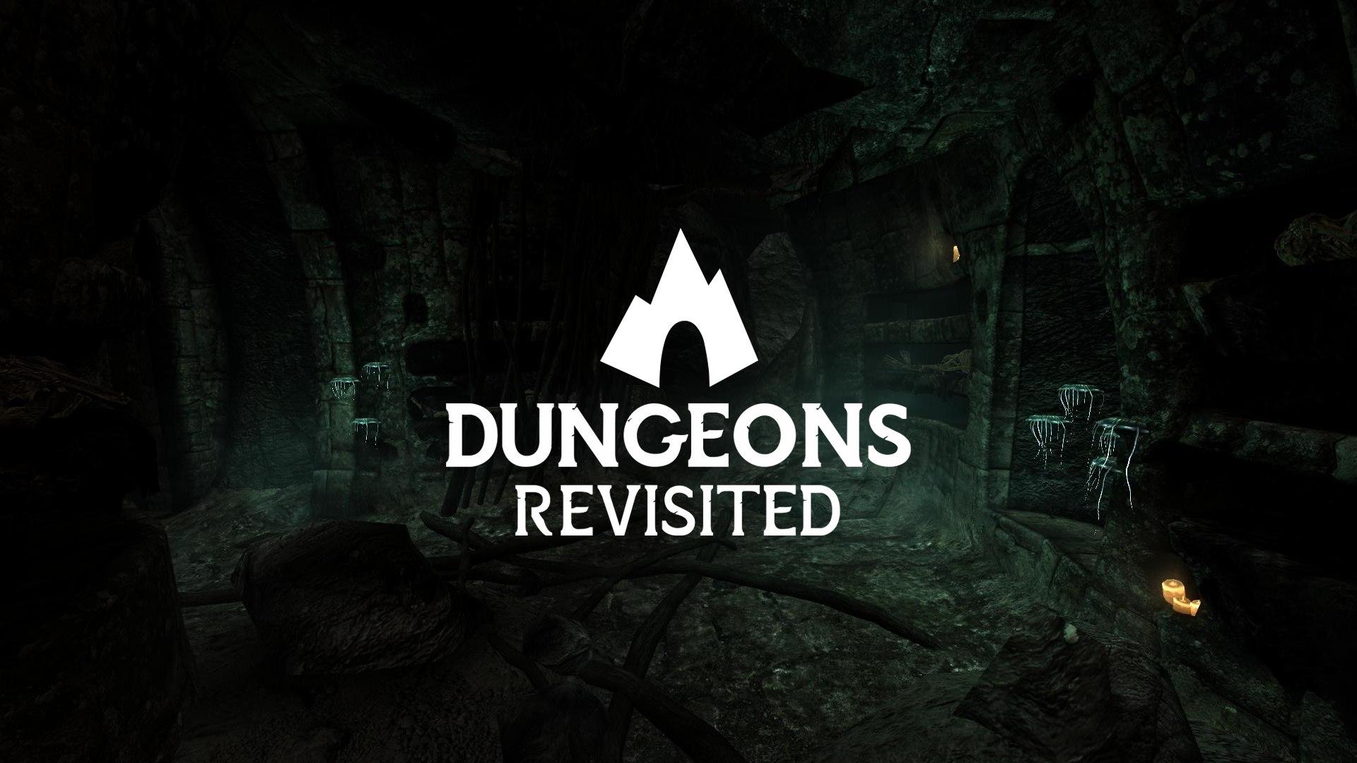 Скачать Переработка подземелий (SE)   Dungeons - Revisited