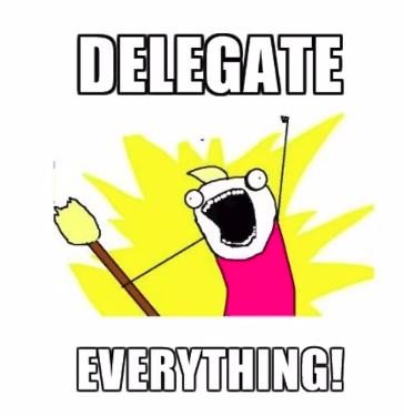 délégation