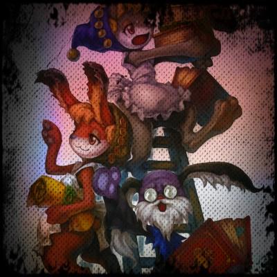 Hare Hands || D-Rank Usagi3