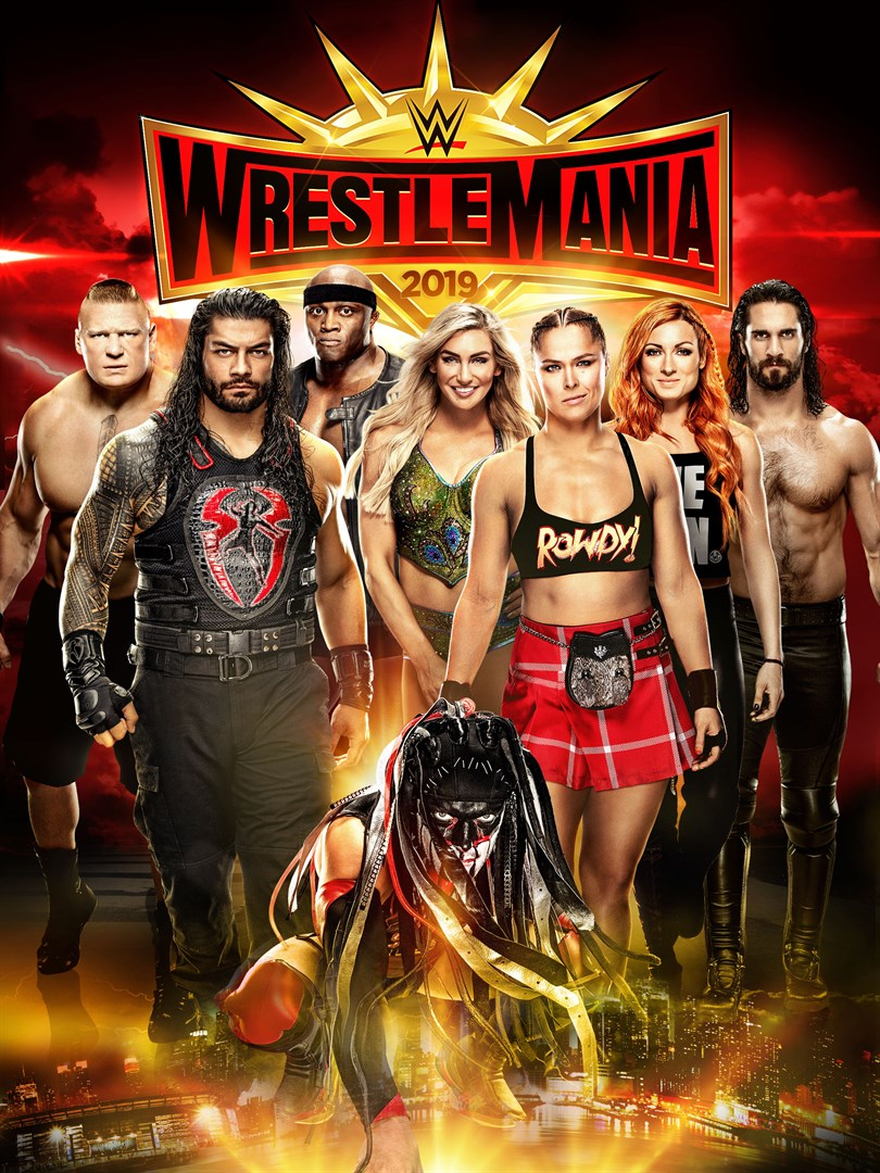 WWE WrestleMania 35 PPV WEB h264 1.2GB Download