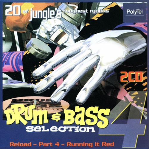 VA - Drum & Bass Selection 4 1995