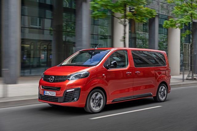 De l'électricité dans l'air : l'Opel Zafira-e Life tout électrique en vente à partir de 51 500 euros bonus environnemental déduit Opel-Zafira-e-512818