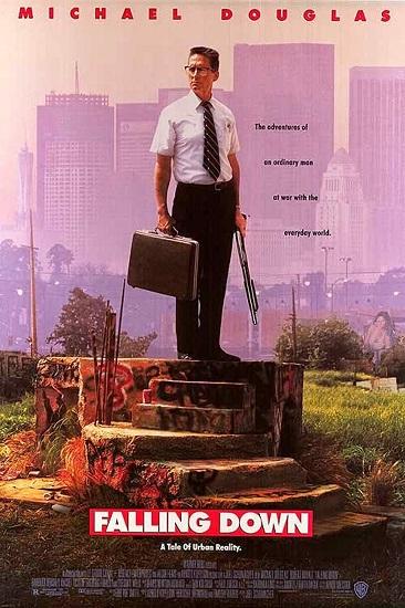 Volný pád / Falling Down (1993)