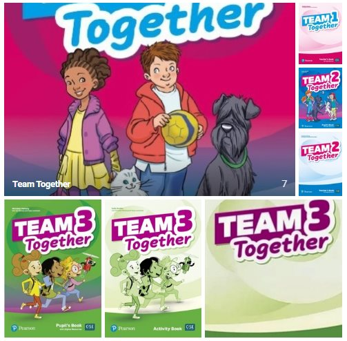 Team Together 1-2-3