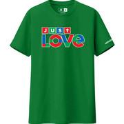 Final-Just-Love-Christmas-Shirt-Green-002