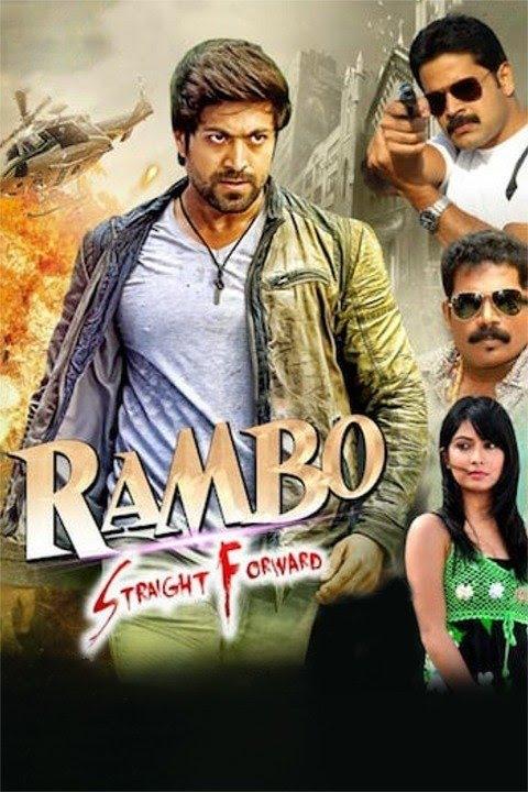 Rambo Straight Forword (2021) Bengali Dubbed Movie HDRip 720p AAC