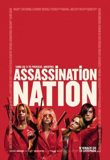 Assassination Nation (2018) PL.BDRip.XviD-KiT | Lektor PL
