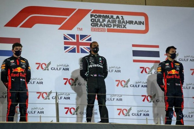 F1 GP de Bahreïn 2020 : Victoire  Lewis Hamilton  1071273