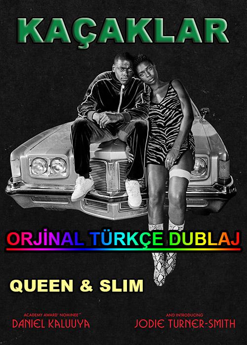 Kaçaklar | Queen & Slim | 2019 | BDRip | XviD | Türkçe Dublaj | m720p - m1080p | BluRay | Dual | TR-EN | Tek Link